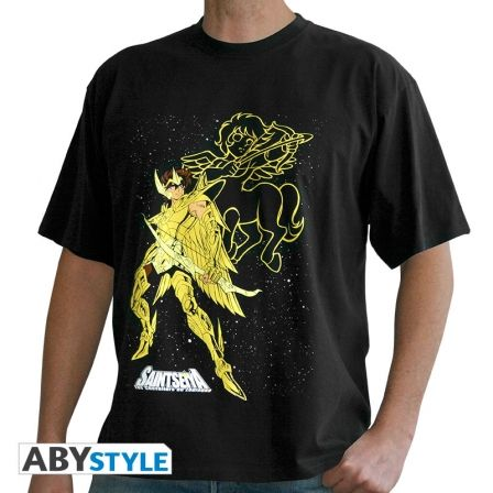 SAINT SEIYA T-shirt Saint Seiya Aiolos Sagittaire homme