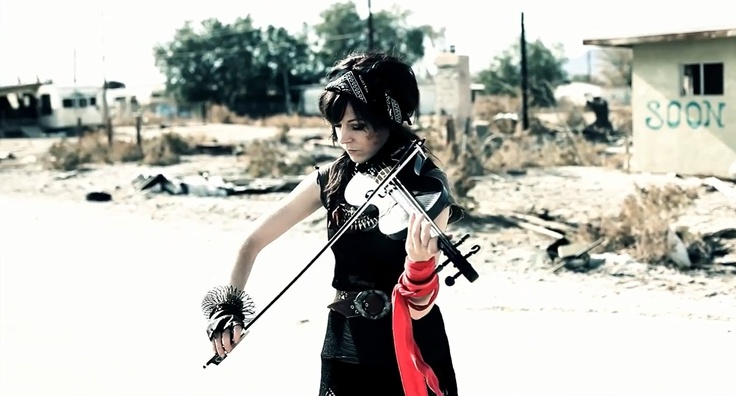 Radioactive (Cover) by Lindsey Stirling and Pentatonix