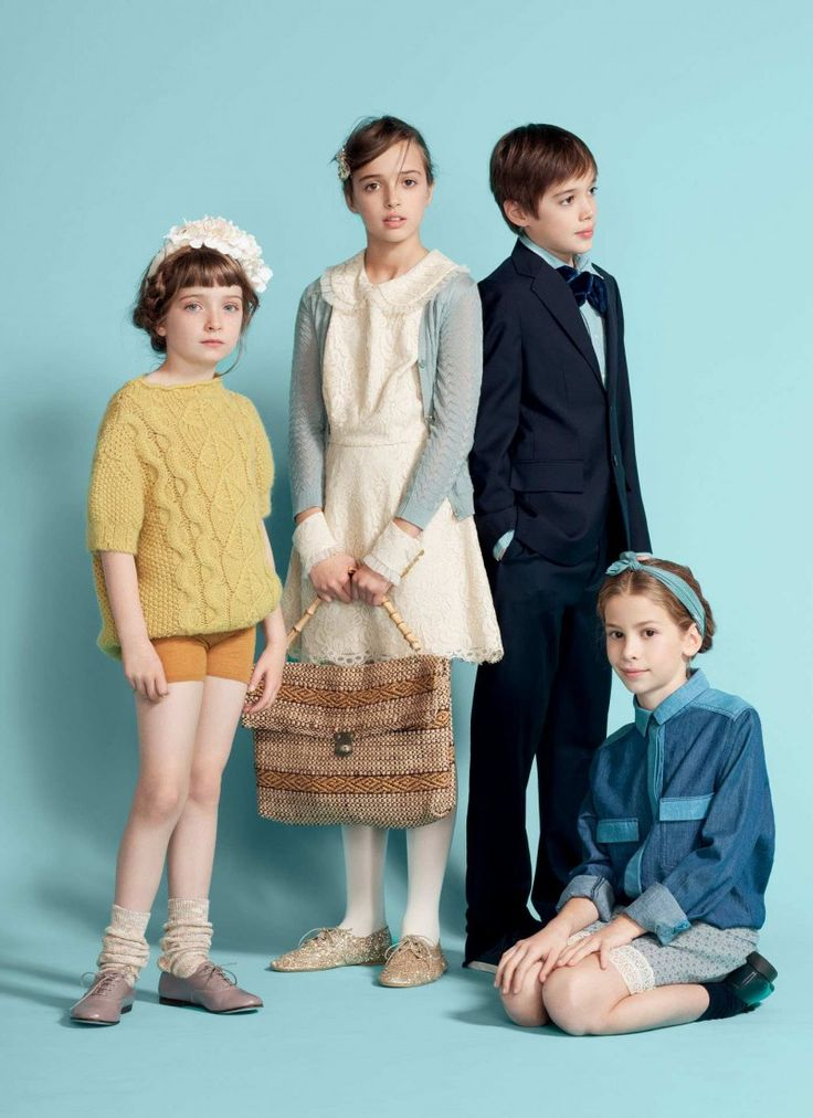 Childrens Photography by Delphine Chanet