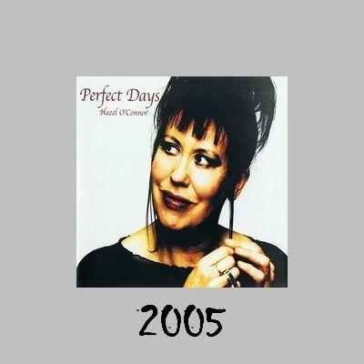 Hazel O'Connor - Perfect Days