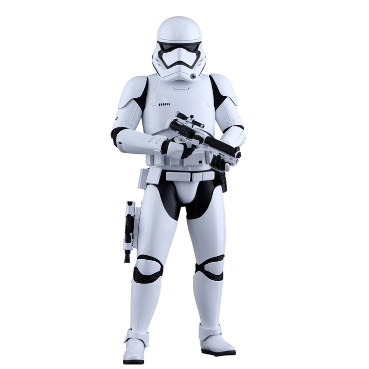 Star Wars First Order Stormtrooper by Hot Toys (Feb 2016) #starwars #firstorder #stormtrooper #hottoys #awesome #theforceawakens #cool #instacool #good #instagood #tfa #new #sixthscale