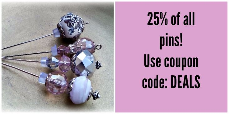 Come save! www.croppinspree.com https://www.etsy.com/ca/listing/224067494/handmade-beaded-stick-pins-hijab-pins?ref=shop_home_active_17