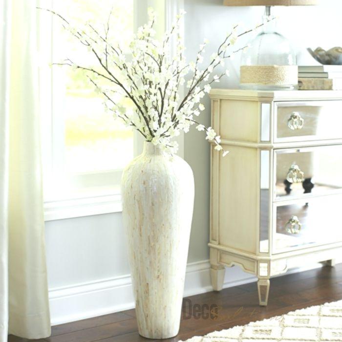 Fancy Home Accessories Decorate Your Home With Floor Vases Floor Vase Decor Large Floor Vase Oversized Floor Vases