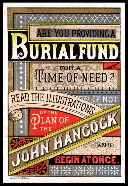 John Hancock Booklet Cover via sheaff-ephemera.com