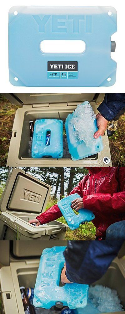 Camping Ice Boxes and Coolers 181382: Yeti Ice 4 Lb 10 3 4 X8 X1 5 8 -> BUY IT NOW ONLY: $34.99 on eBay!