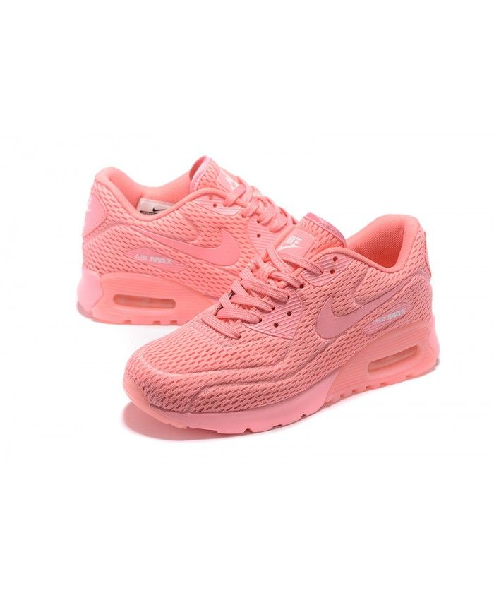 huge discount f7c77 cfcdd Nike Air Max 90 Ultra Breathe Hyper Pink Shoes Sale
