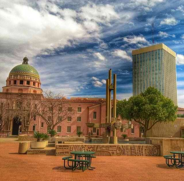Best Quiet Places To Travel: Tucson, Arizona: A Collection Of Travel Ideas To Try