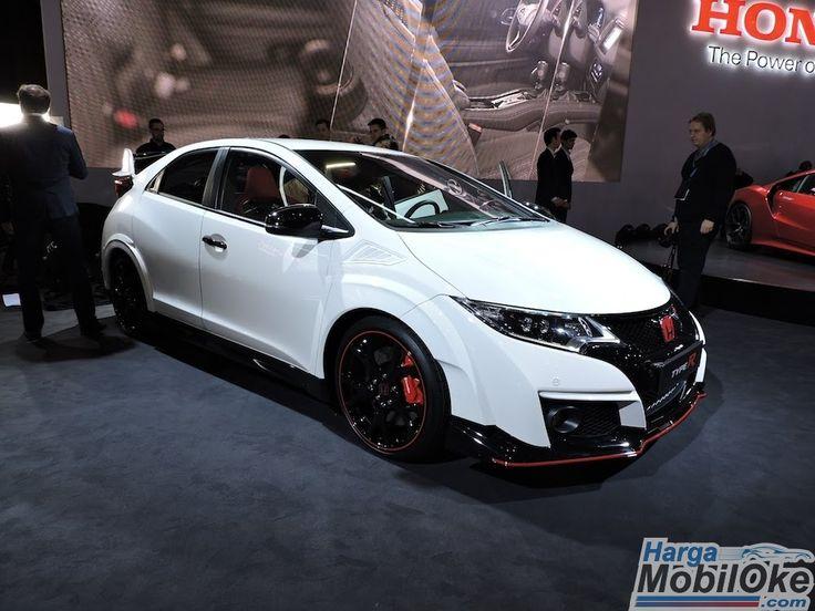Mengintip Product Baru New Honda Civic Coupe Type R