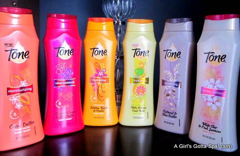 Tone Body Wash reviews - A Girl's Gotta Spa!