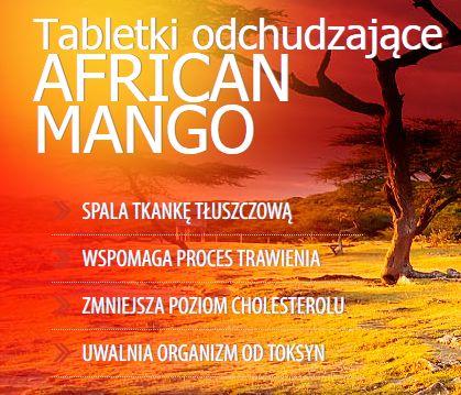 Poczuj się szczupło z African Mango!