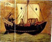 Saint Ursula  by Paolo Veneziano