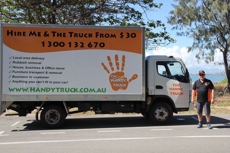 HOME | Man & a Ute or Truck from $30
