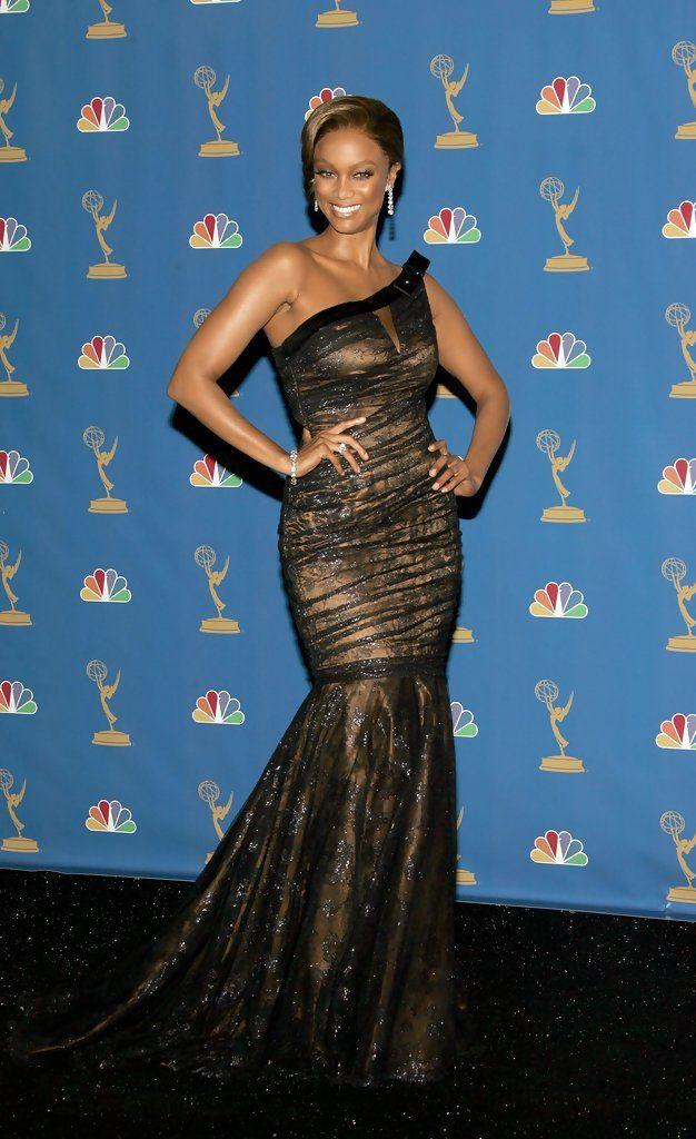 Tyra Banks ...... Her full names are Tyra Lynne Banks