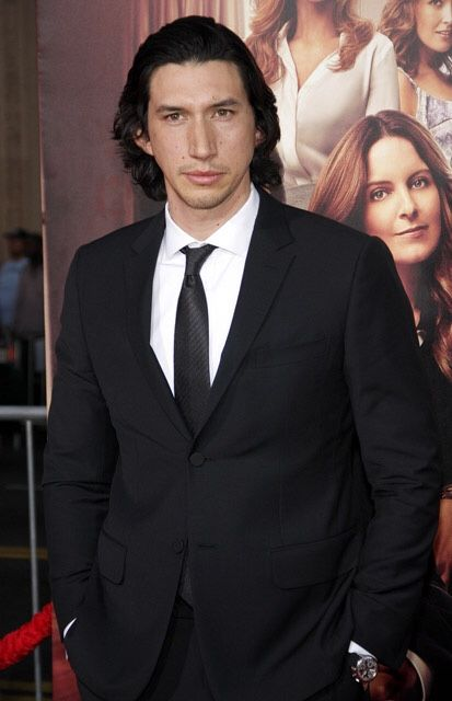 omegaling I was looking up Adam Driver's height and came across this beauty in the process. Happy Monday, y'all!