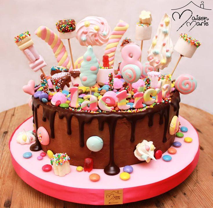 Möchten Sie Ihre Kleinen bei ihrer nächsten Geburtstagsfeier wirklich begeistern? Dann präsentier …   – Kinderkuchen