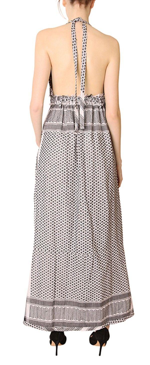 LONG DRESS STYLE 15 - Color 01