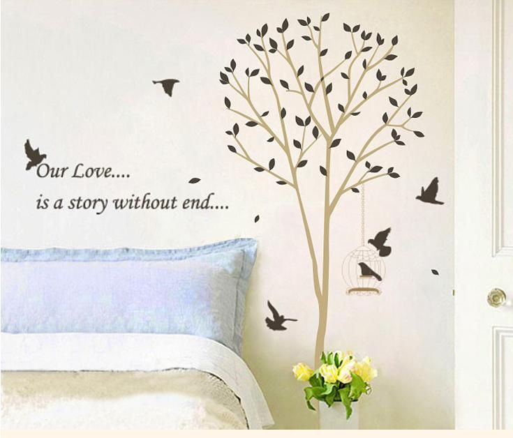 Best Living Room Removable Wall Stickers Images On Pinterest - Wall decals removable