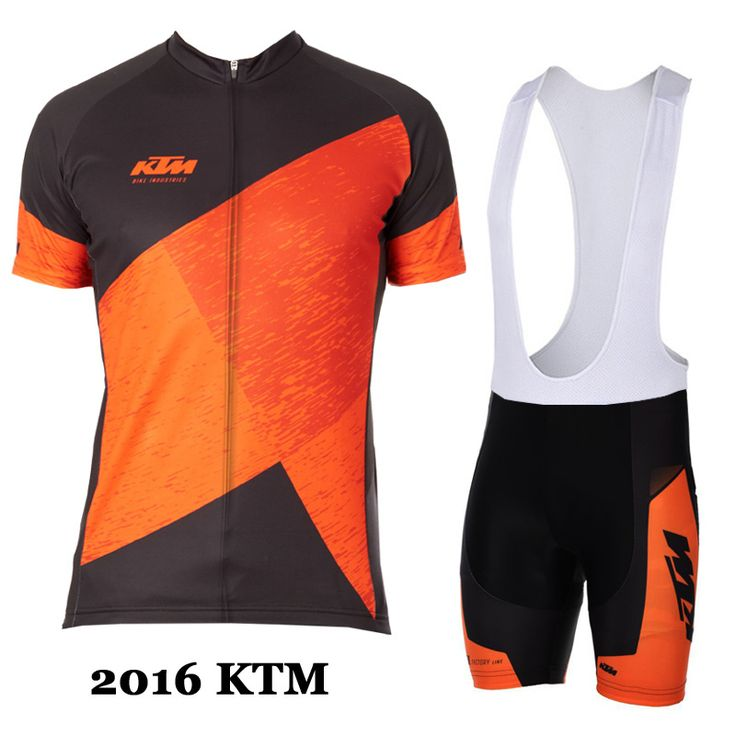Ropa ciclismo 2016 Ktm Cycling jersey bicycle summer maillot ciclismo hombre cycling clothing mtb bike sport jersey bicicleta #Affiliate