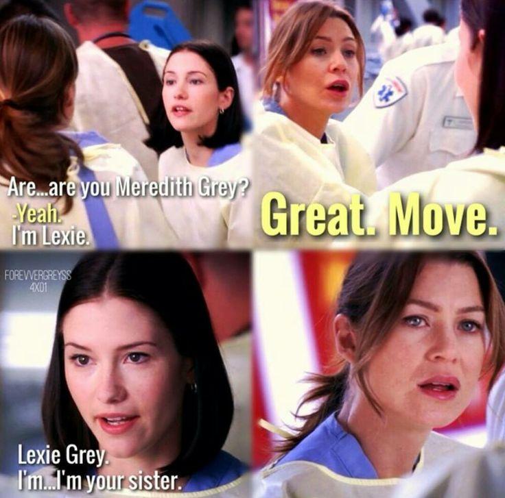 Lexie & Meredith