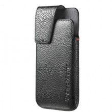 Funda Blackberry Z10 - Leather Swivel Holster - Negra  AR$ 155,10