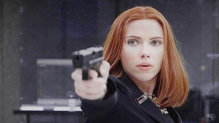 Bucky & Natasha | Here without you