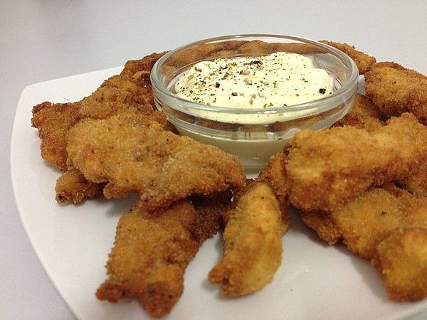 Un pollo frito diferente, con un marinado muy especial y un rebozado crujiente que gusta a todo el mundo. Haz clic aquí para ver la receta del pollo frito