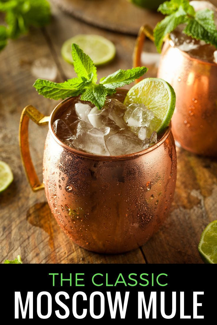 The Moscow Mule is this summer's hottest cocktail, learn the classic 3-ingredient recipe that is so easy to make at home.