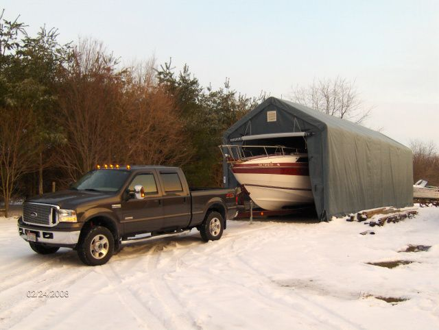 Mobile Garage Trailer : Images about rhino instant garages on pinterest