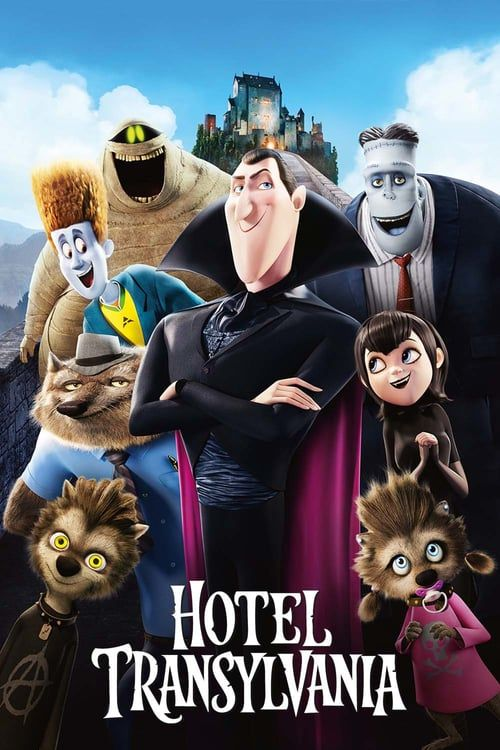 Hotel Transylvania 【 FuII • Movie • Streaming