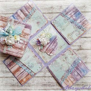 svatební dar jak darovat bankovky exploding box krabička