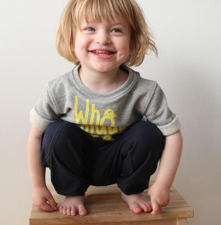 Who Made Me - Organic Kids Wear