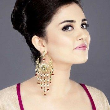 Pakisa indian jewelry  earrings