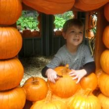 Columbus Day Weekend for NYC Kids: Little Red Lighthouse Festival, Haunted Pumpkin Garden, Open House NY October 12-14