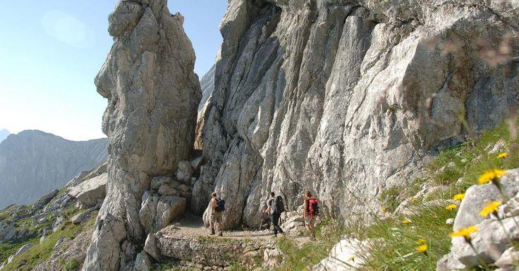 Die schönsten Einsteigertouren in Deutschlands Bergen