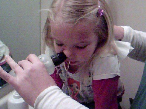 This Remedy Cured My Daughter of Her Perpetual Stuffy Nose (VIDEO) | The Stir