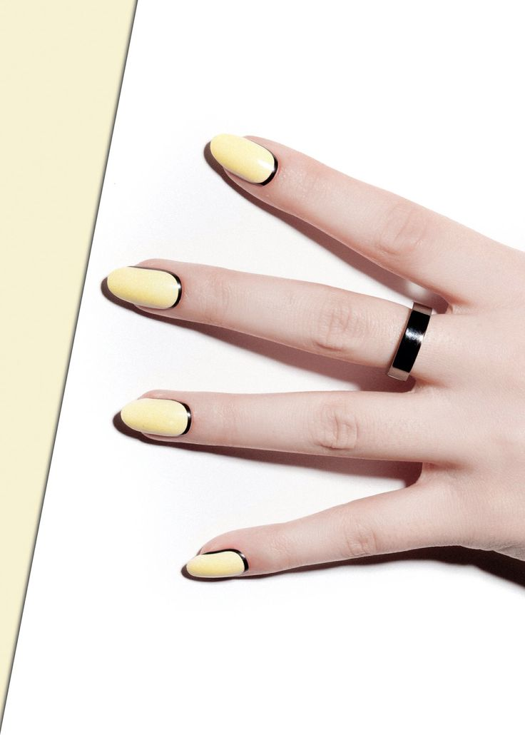 NCLA nail wraps : Lemonade In The Sunroom  available in 14 colorways! SHOPNCLA.COM