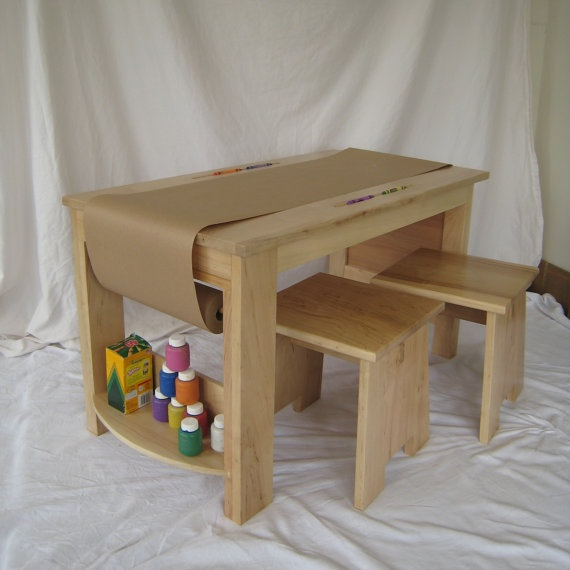 10 Best Images About Diy Kids Craft Table Ideas On Pinterest Crafting Chalkboard Table And