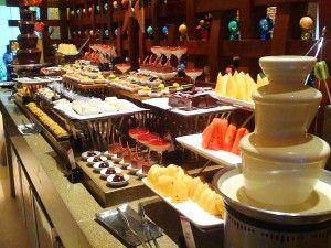 Sweet 16 Food Bar