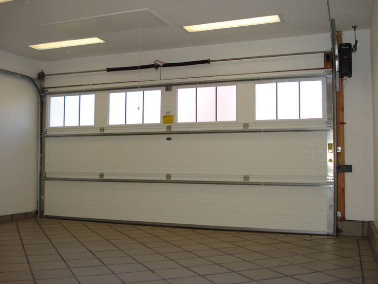The LiftMaster 8500 Residential Jackshaft Side Mount Garage Door Opener Is A Great Way To Add More Ceiling Space In Your