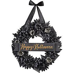 halloween wreath kit paper source - Google Search