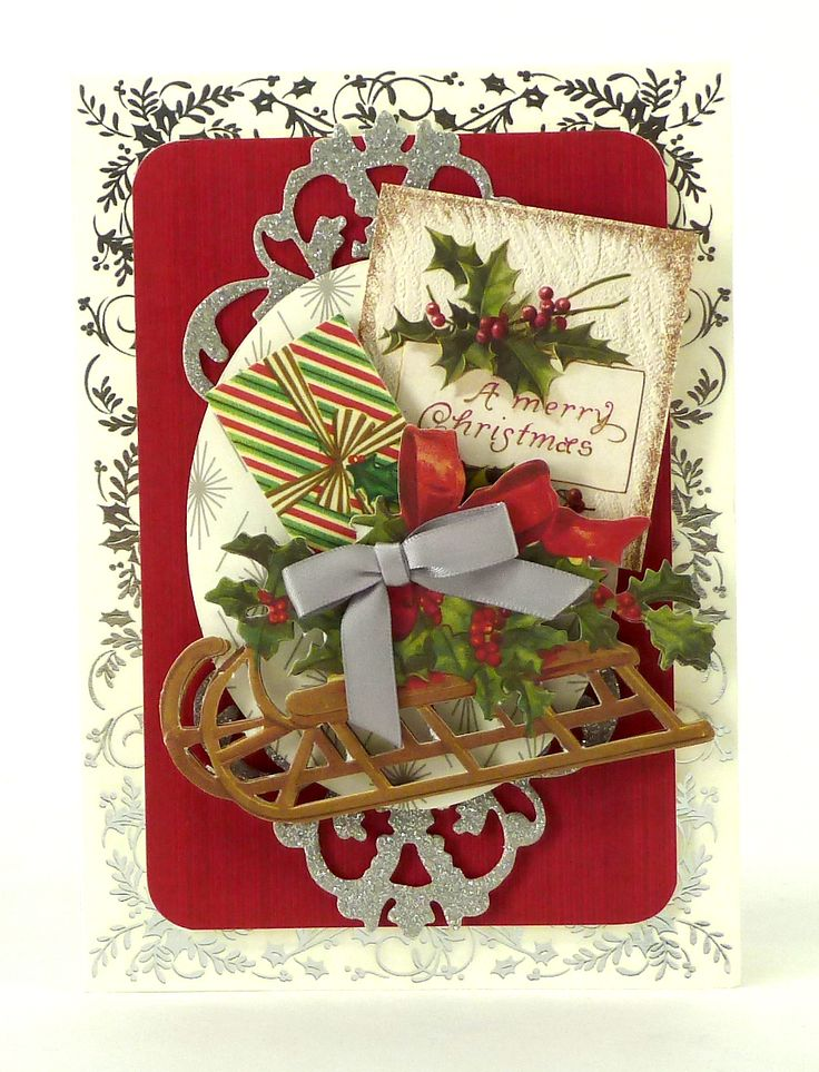 304 best Christmas Cards images on Pinterest | Cards, Christmas ...
