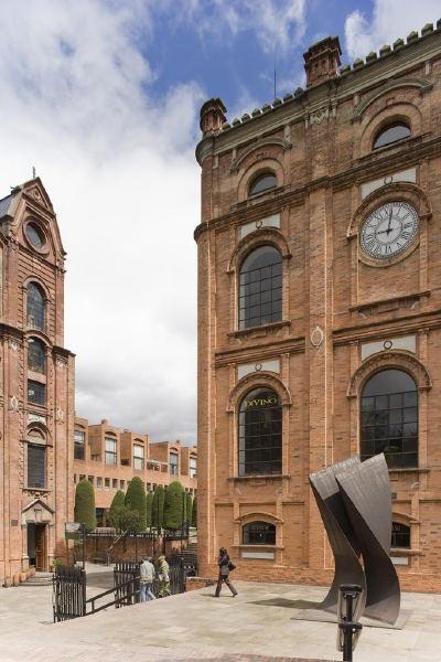 Bogotá, Centro Internacional