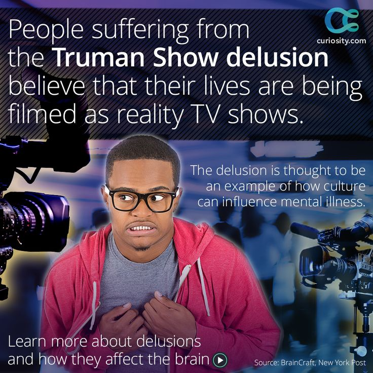 truman show character development The truman show delusion a brief look at those who think they are living their life in a tv reality show posted aug 10, 2016.