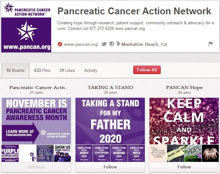 Essays on cancer action network