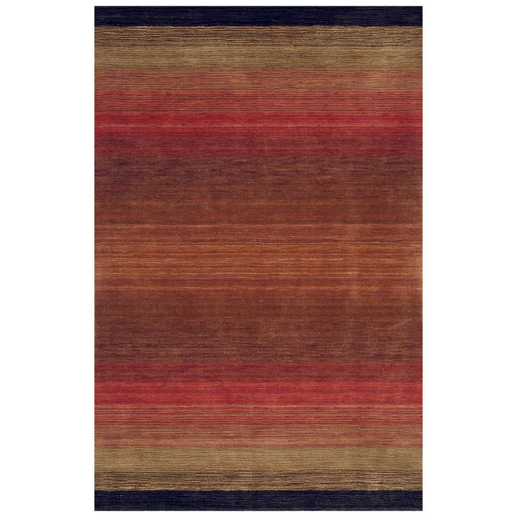 Bashian Fulham Rectangular Indoor Area Rug (Common: 5 x 8; Actual: 60-in W x 96-in L) $190 lowes