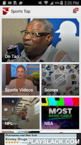 Sports Tap: Games & Scores App  Android App - playslack.com ,  Sports Tap is the free app to keep up to date with all the latest professional and college sports scores, games and news.Sports Tap includes:> Breaking sports news and scores alerts> Player quotes & team insights> Live radio, TV, video and podcast updates> Game and team schedules for: NFL, NBA, MLB, NHL, MLS, NCAA, Golf & more> Pro basketball, football, baseball, hockey team and game day highlightsDownload…