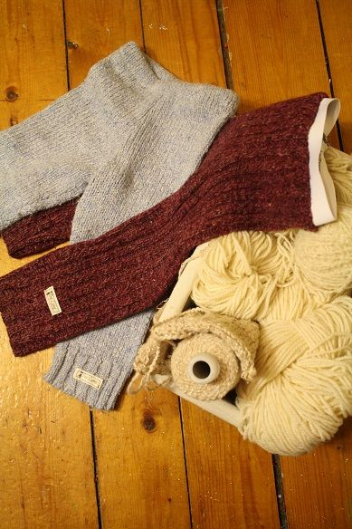 Handmade Holidays: Tutorial for Sweater Pants | Natural Kids Team (Use wool and lanolize for a diaper cover.)