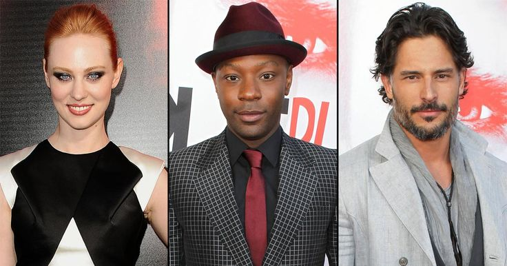 Nelsan Ellis' True Blood family is particularly shaken by news of the actor's death. Stephen Moyer, Anna Paquin, Deborah Ann Woll, Joe Manganiello, Kristin Bauer van Straten, and more s…