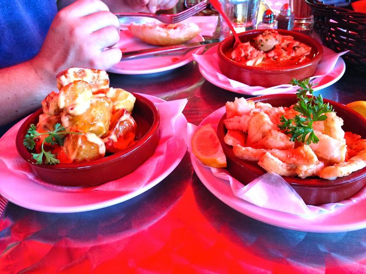 A taste of Spain at the Costa Brava restaurant in Pacific Beach, CA