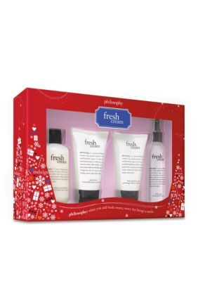 Philosophy  Fresh Cream 4-Piece Set -  - One Size